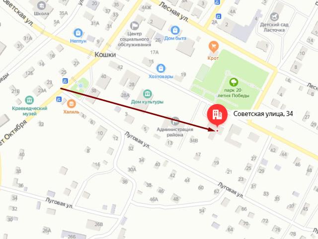 Управление социальной защиты населения по муниципальному району Кошкинский