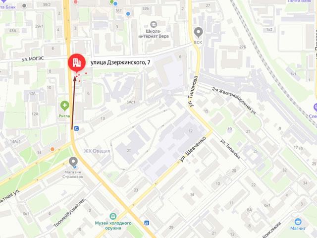 Отдел по Железнодорожному району г. Рязани Управления социальной защиты населения Рязанской области