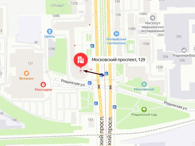 Отдел социальной защиты населения Московского района Санкт-Петербурга