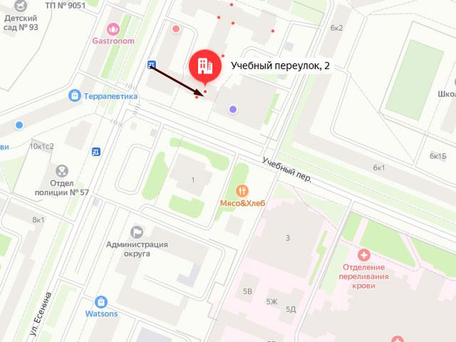 Отдел социальной защиты населения Выборгского района Санкт-Петербурга